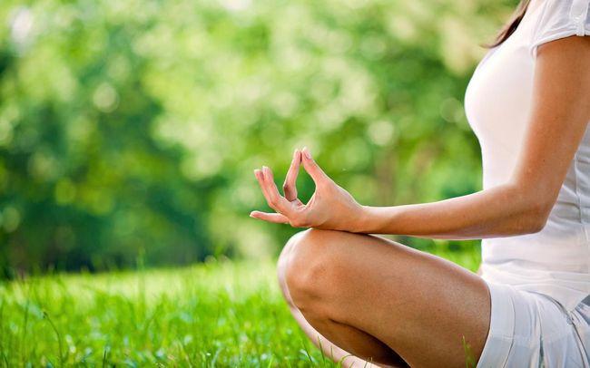 Йога - это отличное лечение при панических атаках