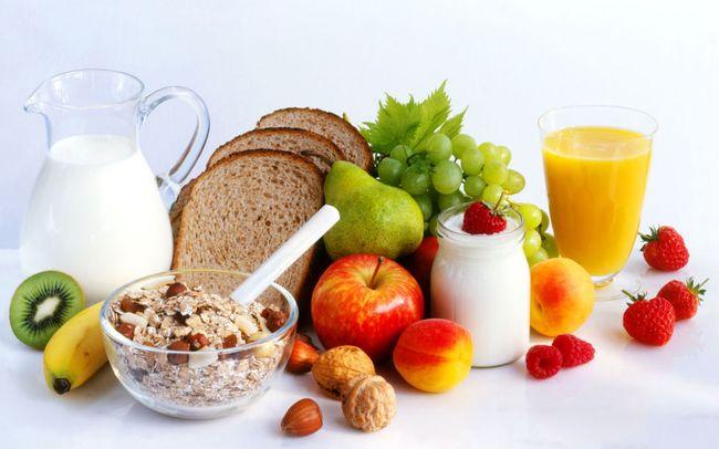 правильный рацион питания для мужчины похудения