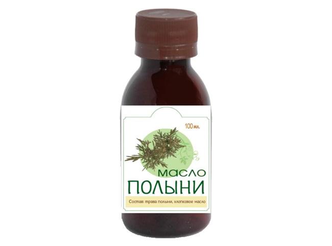 Эфирное масло полыни используют как антисептик, средство для выведения мокроты из бронхов