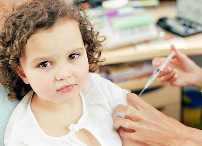 Всем детям нужна прививка от гриппа