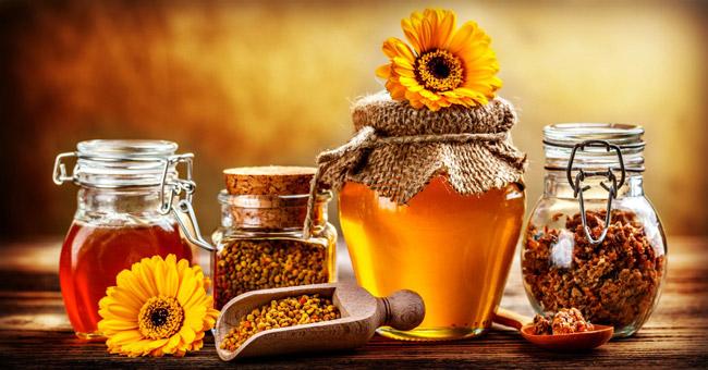 Мед усиливает лечебные свойства прополиса