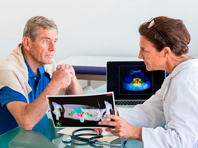 При раннем обнаружении болезни появляется больше шансов на успешное лечение