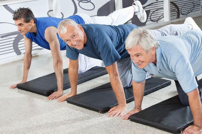 Регулярные тренировки по 10 минут помогут избежать простатита.