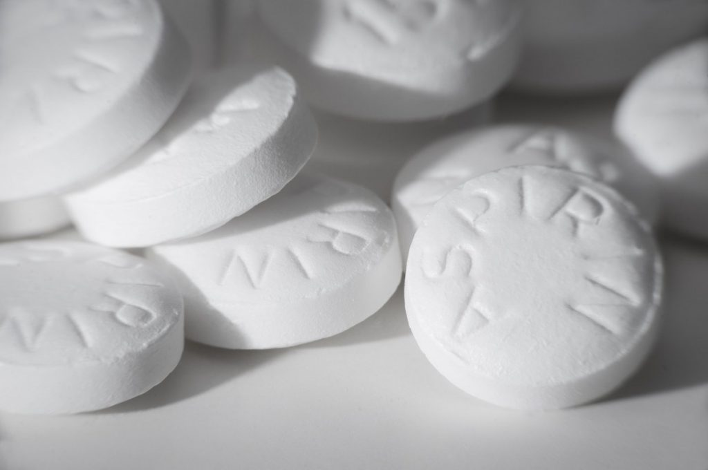 risks of taking aspirin for diabetics