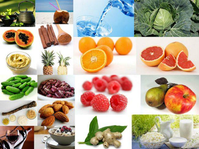 Существует множество продуктов, способствующих разжижению крови. К ним относятся апельсины, гранаты, инжир, малина, чеснок, свекла, земляника, имбирь, лимоны, семечки подсолнуха, какао