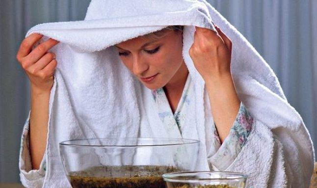 Ингаляции из отвара ромашки - эффективное средство при простудных заболеваниях