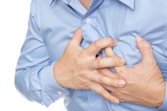 Сердечная недостаточность чаще всего диагностируется у пожилых людей