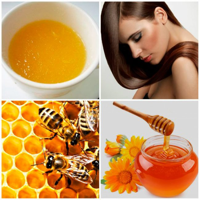 Многие рецепты включают в себя яичные желтки и мед, что весьма эффективно при восстановлении волос