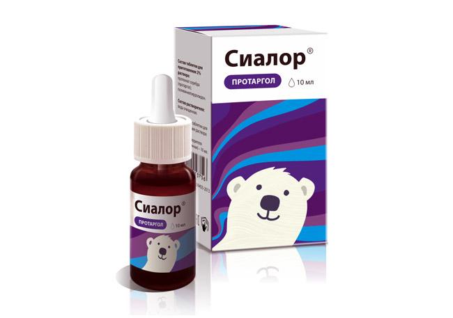 Сиалор - эффективный препарат для лечения насморка у деток. Как правильно его использовать?