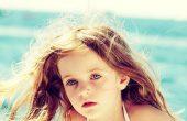 Почему возникают синяки под глазами у ребенка и что делать?