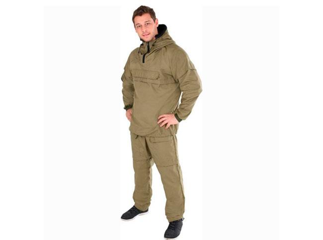 Специальные противоэнцефалитные костюмы представляют собой эластичный защитный комбинезон с утягивающими и полностью герметичными на руках и ногах манжетами, капюшоном и зачастую с сеткой для лица