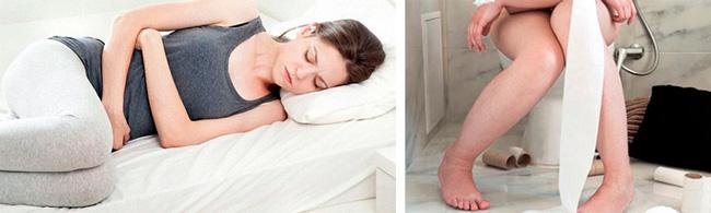 В редких случаях Амоксиклавом может вызвать побочные эффекты в виде: диареи, болей в животе, тошноты, сыпи и зуда кожи, головной боли, потери сознания, судорог, нарушении сна