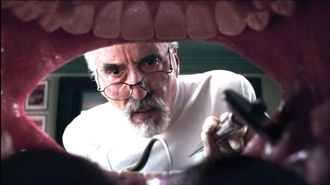 При продолжительной боли зубов лучше всего обратиться к стоматологу