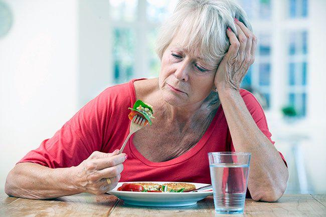 Нехватка витамина Д приводит к ухудшению аппетита
