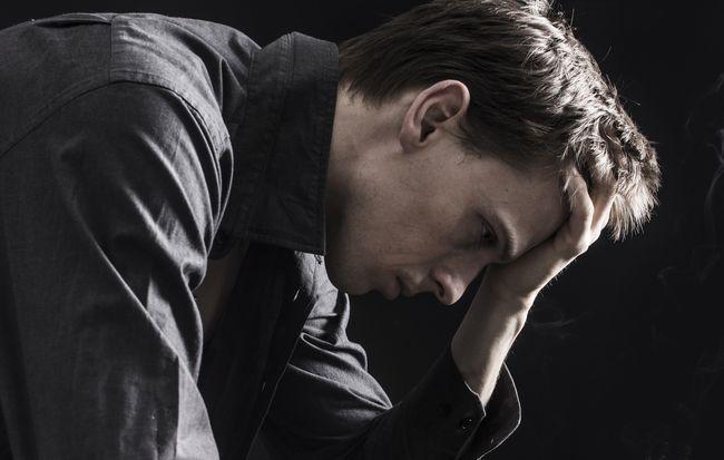 Депрессия - одно из осложнений на фоне нехватки витамина D