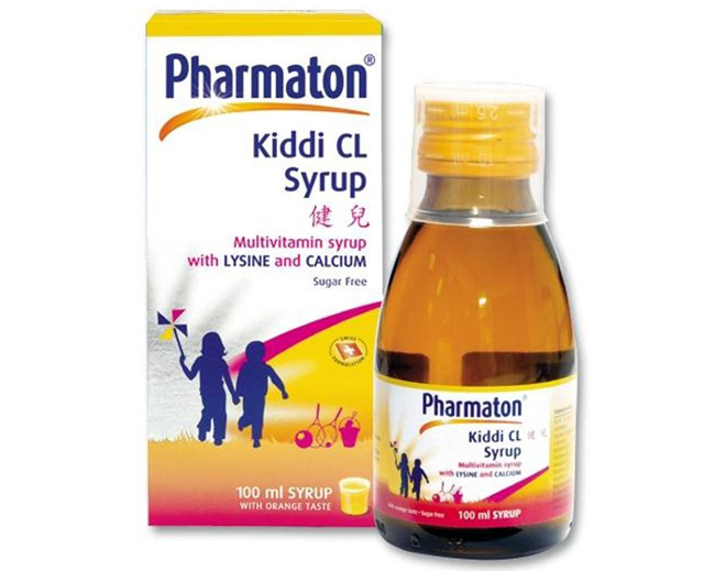 Фарматон Кидди - комплексный поливитаминный и полиминеральный препарат