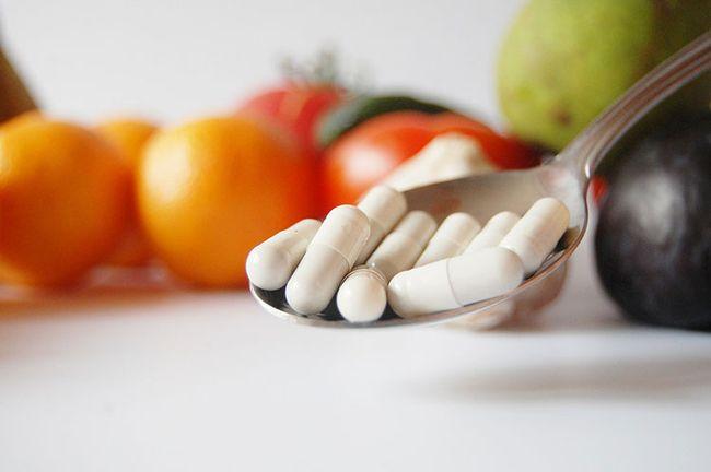 Витамины необходимо принимать по графику, чтобы они принесли максимальную пользу организму