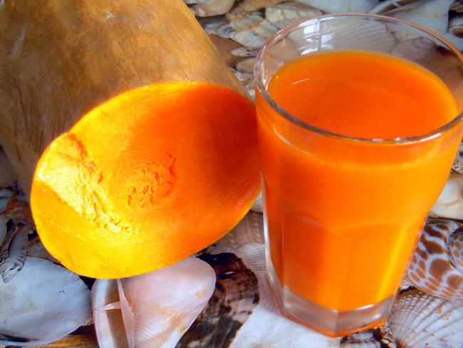 Пюре из тыквы и тыквенный сок, эффективное средство в борьбе с водянкой яичка у ребенка