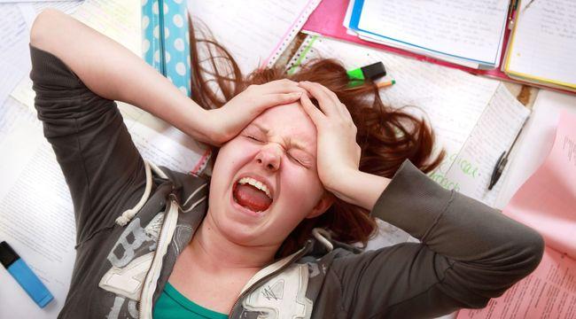 Также на развитие заболевания влияет стресс