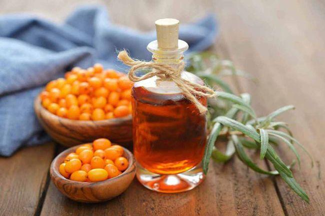 Облепиховое масло - хорошее средство для лечения язвы