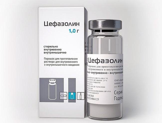 Цефазолин – антибиотик обладающий ярко выраженным противомикробным эффектом, его применяют для лечения инфекционный заболеваний мочевыводящих путей, при патологиях половой системы