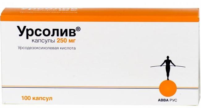 Урсосан и Урсолив являются препаратами-синонимами, то есть содержат одно и то же вещество в качестве активного компонента