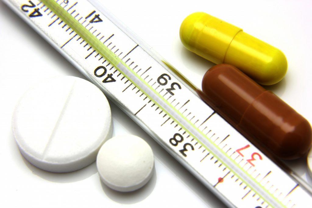 Может ли диабет давать температуру