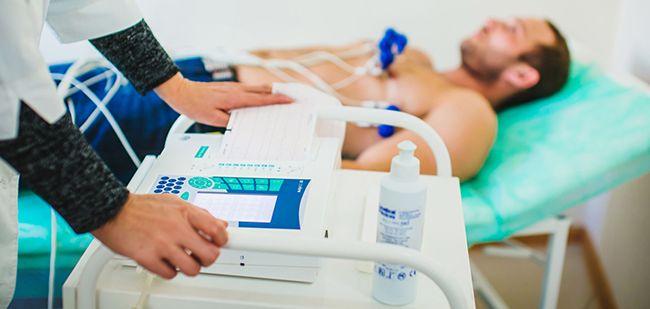 Желудочковая экстрасистолия диагностируется с помощью ЭКГ
