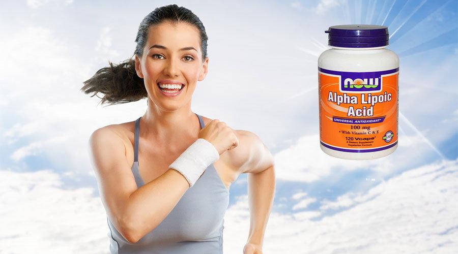 применение липоевой кислоты для похудения дозировка