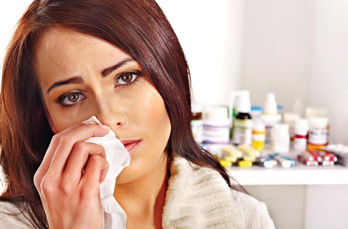 """Помните, что в большинстве случаев диагноз """"гайморит"""" требует лечения антибактериальным препаратом"""