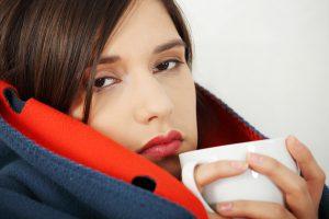 Повышенная температура считается нормальной реакцией на развивающуюся инфекцию