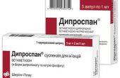 Дипроспан – инструкция, показания, способ применения суспензии для инъекций, уколов