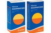 Изопринозин – инструкция, показания, состав, способ применения взрослым и детям