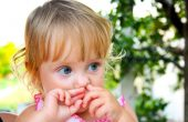 The causes of nasal bleeding in a child and first aid