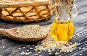 Кунжутное масло – полезные свойства и противопоказания, народные рецепты