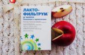 Лактофильтрум – инструкция по применению при дисбактериозе, гепатите и циррозе, показания, состав