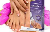 Mikosan from nail fungus – instruction, reviews, price