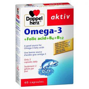 Омега 3 - это жирная кислота, улучшающая работу сердца и сосудов