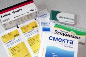 Как правило, большинство причин, вызывающих расстройство, устраняется при помощи энтеросорбентов и противодиарейных препаратов