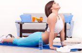 Упражнения для спины в домашних условиях – комплекс от различных проблем
