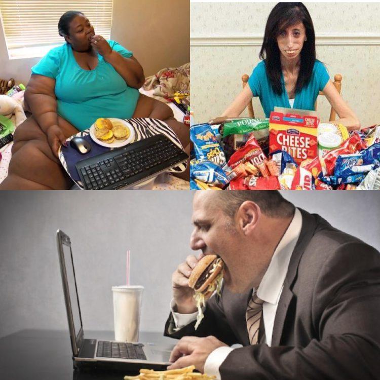 Булимия или неуемный голод