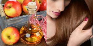Яблочный уксус помогает избавиться практически от любой проблемы с волосами, главное - добавить в домашнее средство нужные компоненты и соблюсти пропорции