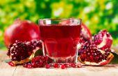 Гранаты и гранатовый сок – польза и вред, противопоказания