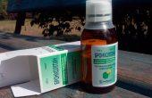 Бронхолитин – инструкция по применению противокашлевого сиропа, аналоги