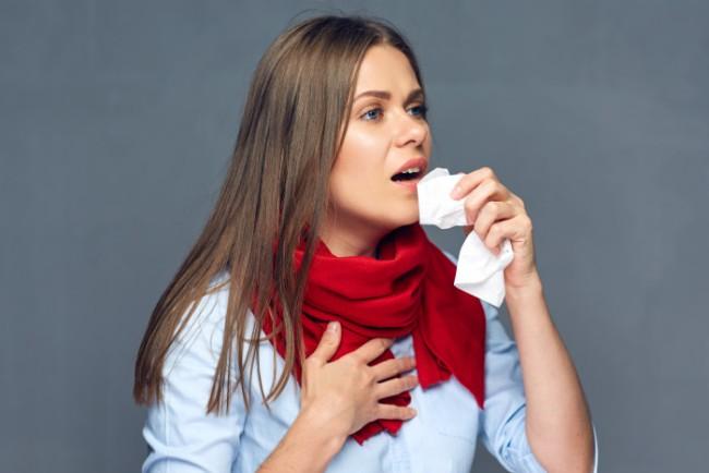 Бронхолитин применяется для лечения кашля разной этиологии