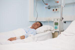 Вторая и третья стадии дегидратации лечатся только в стационаре. Не следует пытаться вылечиться самостоятельно - это может привести к гибели