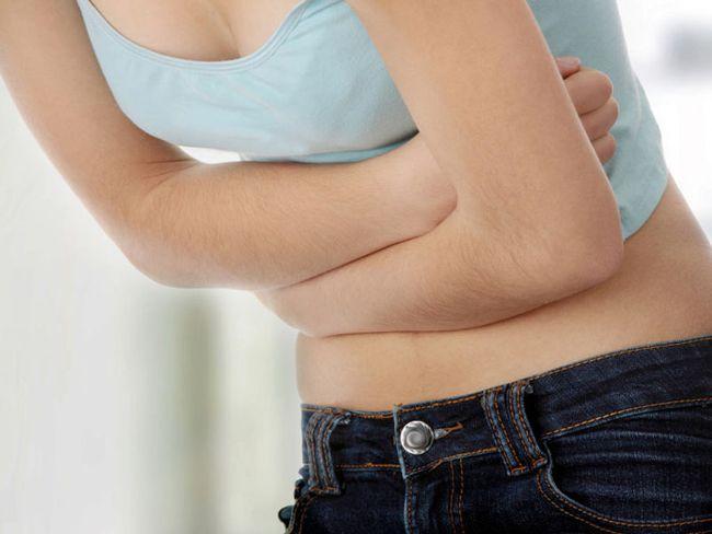 Энтеробиоз часто сопровождается болями в области кишечника