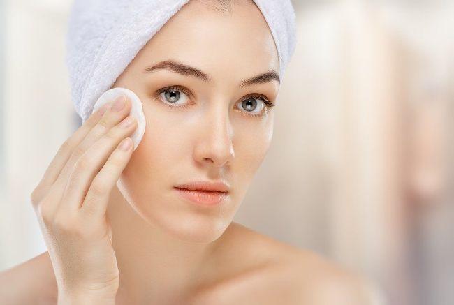 Тоник из перловки - отличное очищающее средство для кожи лица