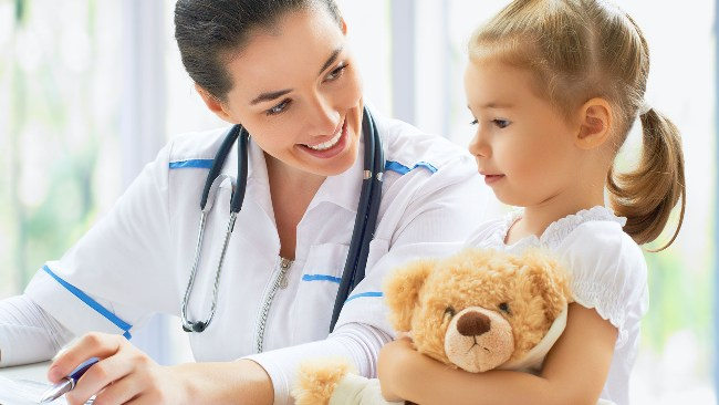 Пробиотики детям должен назначать врач, учитывая индивидуальные особенности организма ребенка