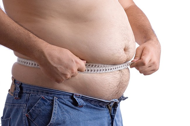 Сахарный диабет у мужчин сопровождается увеличением массы тела